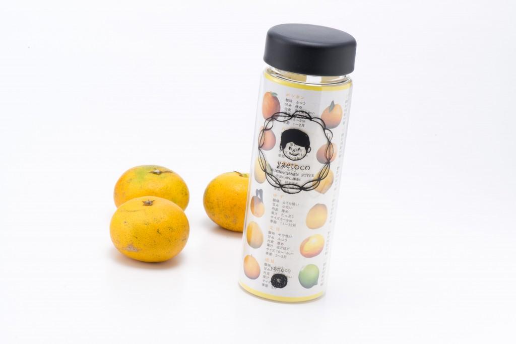 【無茶々園】yaetocoオリジナルマイボトル (10)
