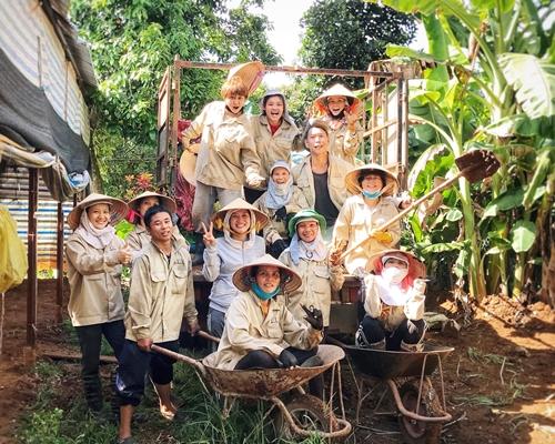 ファーマーズユニオンベンチャー、ベトナムでの活動報告