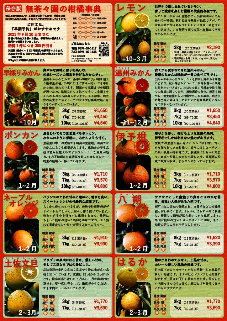 天歩171_A3(柑橘紹介)